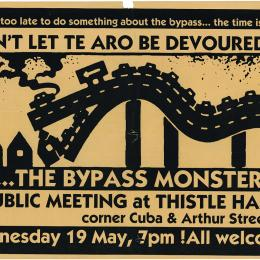 Anti-bypass poster, 2004.