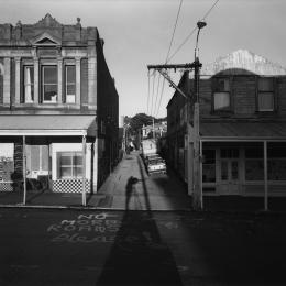 'No More Roads Please', Upper Cuba Street, 1996.