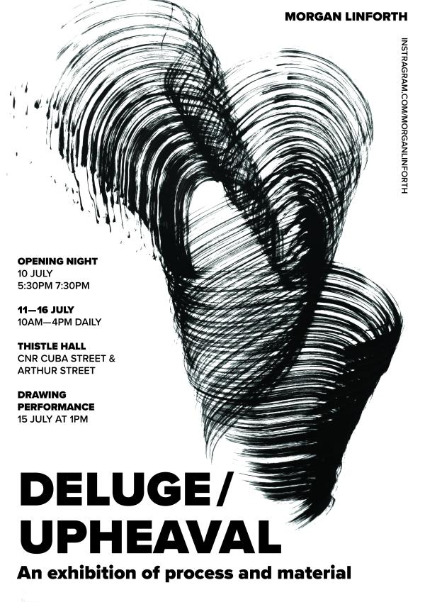 deluge upheaval poster