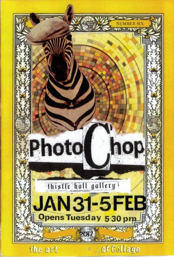 photochop 6 poster